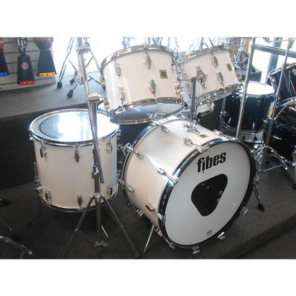 Custom 1976 Vintage Fibes 5-Piece Drum Kit #1 image