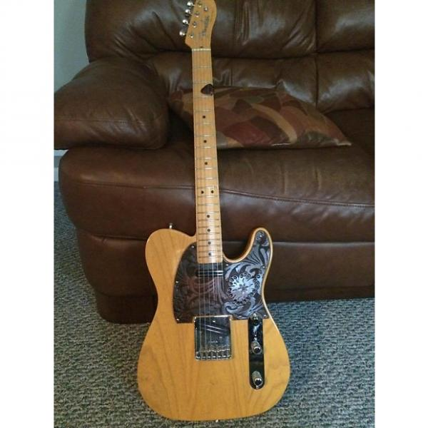 Custom Fender Texas 2008 1952 Reissue Natural #1 image