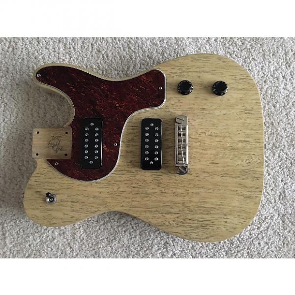 Custom Potvin Ranchero Grande Loaded Guitar Body 2012 #1 image