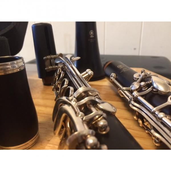 Custom Yamaha YCL-450 Bb Clarinet Wood #1 image
