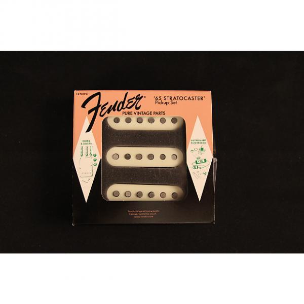 Custom Fender American Select Solderless Stratocaster Pickups #1 image
