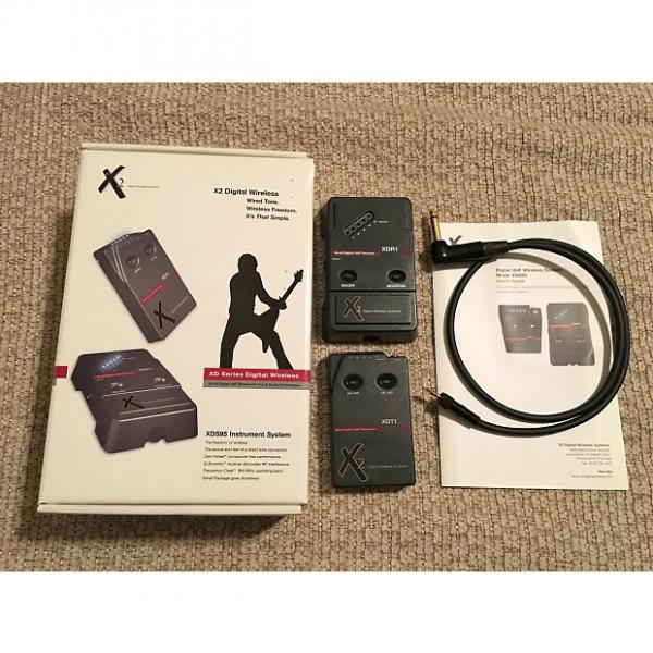 Custom Line 6 X2 XDS95 Digital Wireless Instrument System #1 image