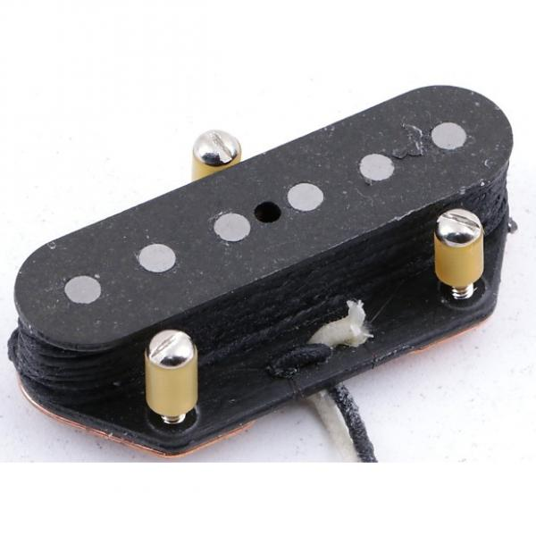 Custom Fender Telecaster Blackguard Single Coil Bridge Guitar Pickup PU-8161 #1 image