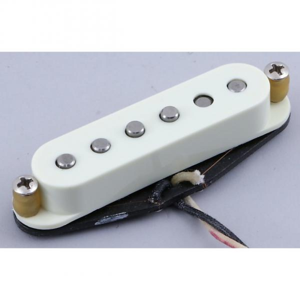 Custom Fender Custom Shop 57/62 Single Coil Neck Guitar Pickup PU-8176 #1 image