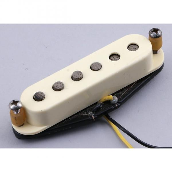 Custom Fender USA Stratocaster Single Coil Bridge Guitar Pickup PU-8177 #1 image