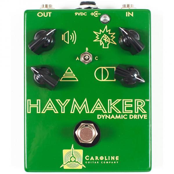 Custom CGC Haymaker™ Dynamic Drive #1 image