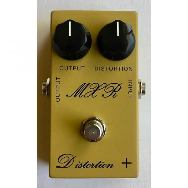 Custom MXR Distortion + Script Reissue CSP104 NEW #1 image