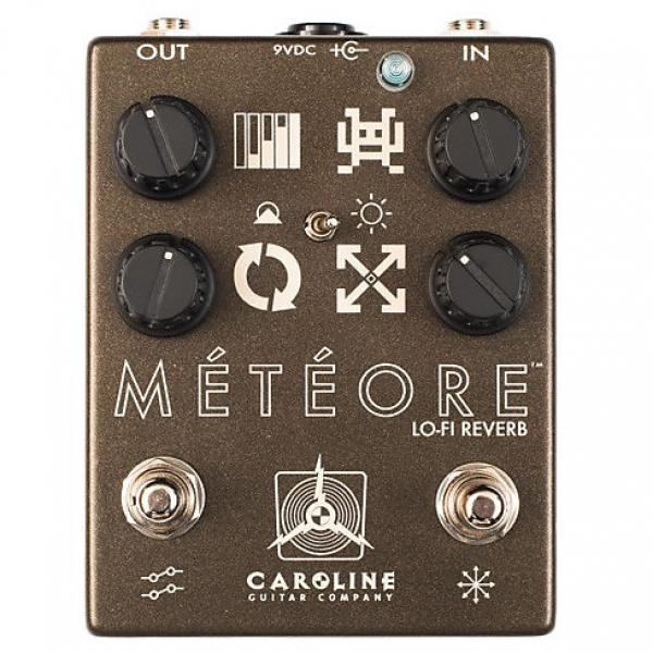 Custom CGC MÉTÉORE™ Reverb #1 image
