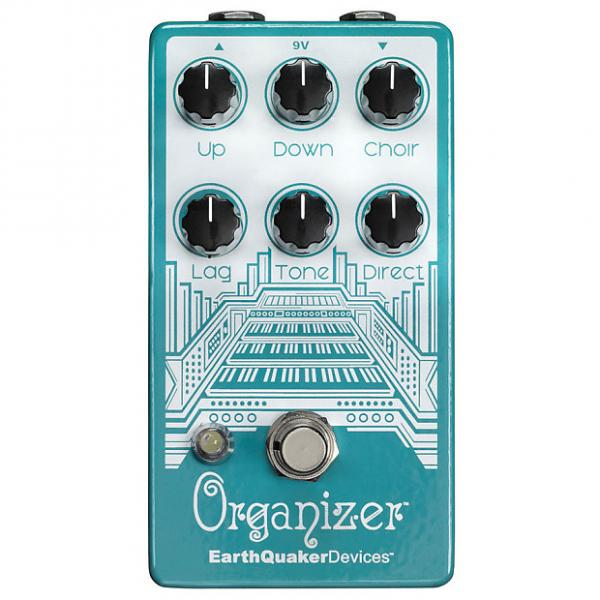 Custom EarthQuaker Devices Organizer 2017 #1 image