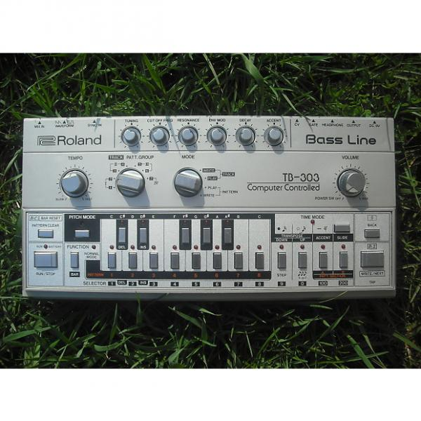 Custom Roland TB-303 (Box+Cover+Batteries) #1 image