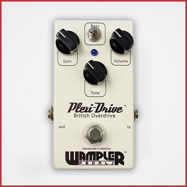 Custom Wampler Plexi Drive #1 image