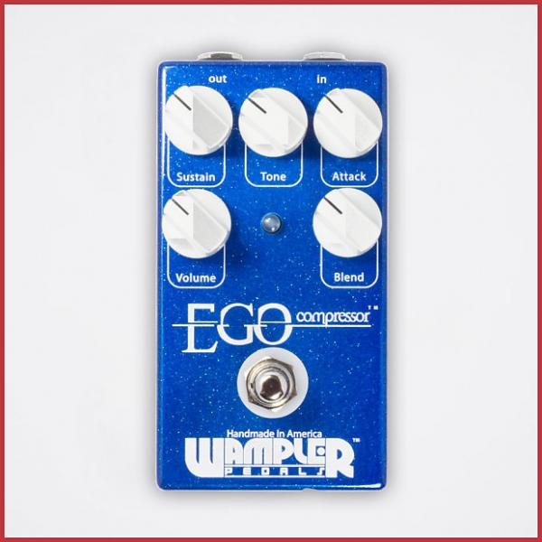 Custom Wampler Ego Compressor #1 image