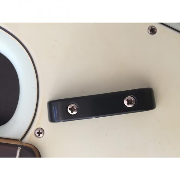 Custom Fender 1962 Jazz Bass Precision Thumb Rest and original Screws J P 1962 Original #1 image