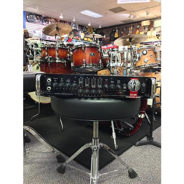 Custom SWR SM-500 Black #1 image
