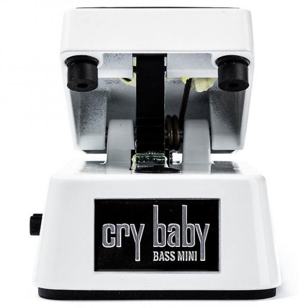 Custom Dunlop CBM105Q Crybaby Mini Bass Wah, Brand New With Warranty! Free 2-3 Day Shipping in the U.S.! #1 image