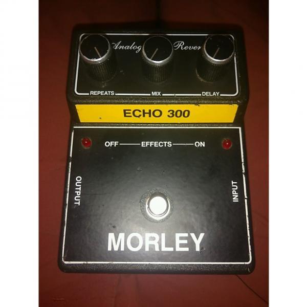 Custom Morley Analog Echo Reverb 90s Black #1 image