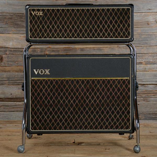 Custom Vox AC-30 Super Twin Amp Set Mid-'60's (s883) #1 image