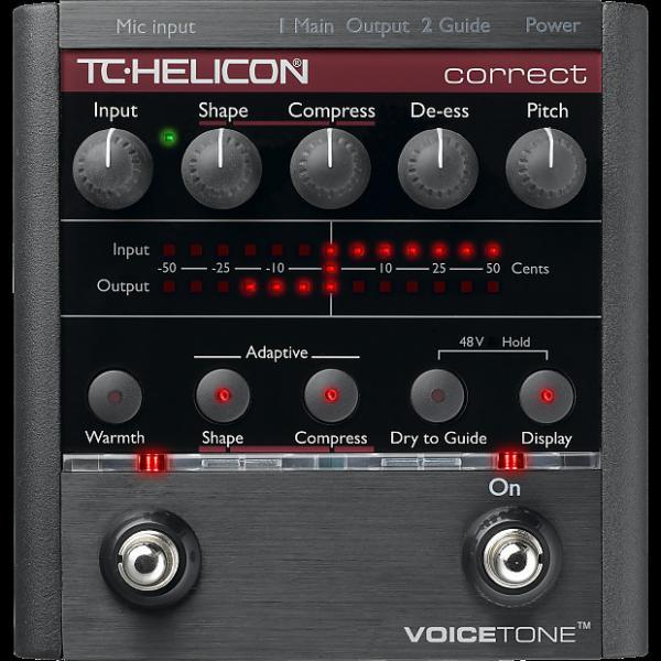 Custom TC Helicon Voicetone Correct #1 image