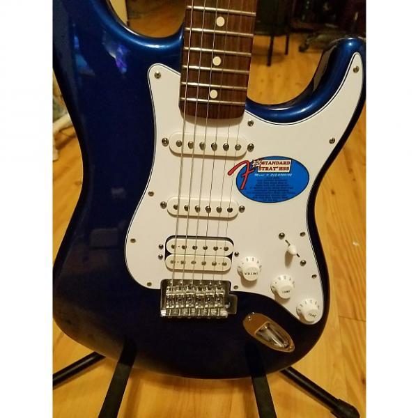 Custom Fender Stratocaster HSS MIM 2007 Rare Blue #1 image