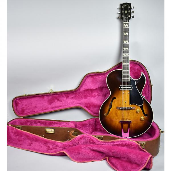 Custom 1978 Gibson Vintage ES-175 CC Archtop Electric Guitar Sunburst USA w/HSC #1 image