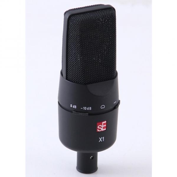 Custom SE Electronics X1 Condenser Cardioid Microphone MC-1886 #1 image