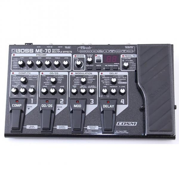 Custom Boss ME-70 Multi-Effects Pedal PD-4002 #1 image
