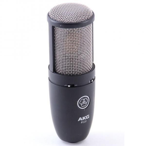 Custom AKG P220 Condenser Cardioid Microphone MC-1884 #1 image