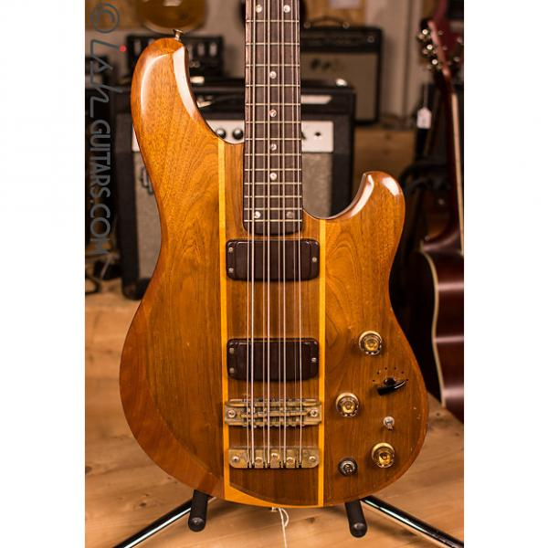 Custom Ibanez 8 String Bass Active Electronics 1980's #1 image