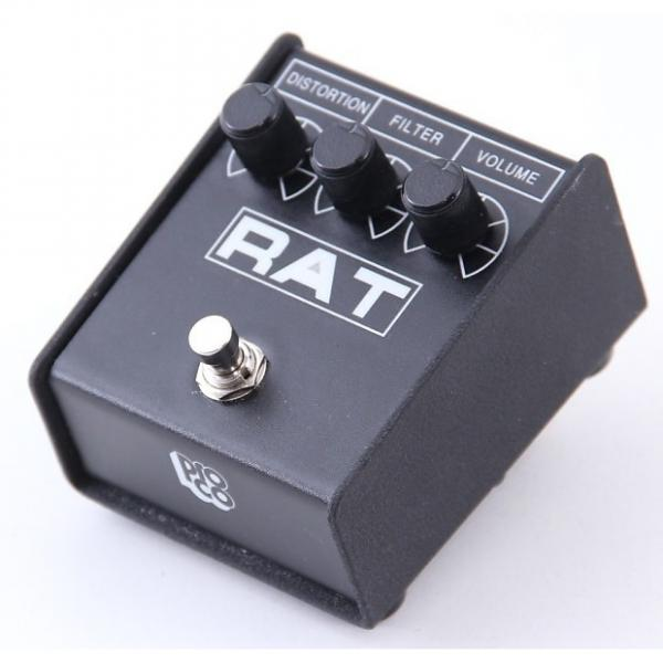 Custom Proco The Rat 2 Distortion Guitar Effects Pedal PD-4007 #1 image
