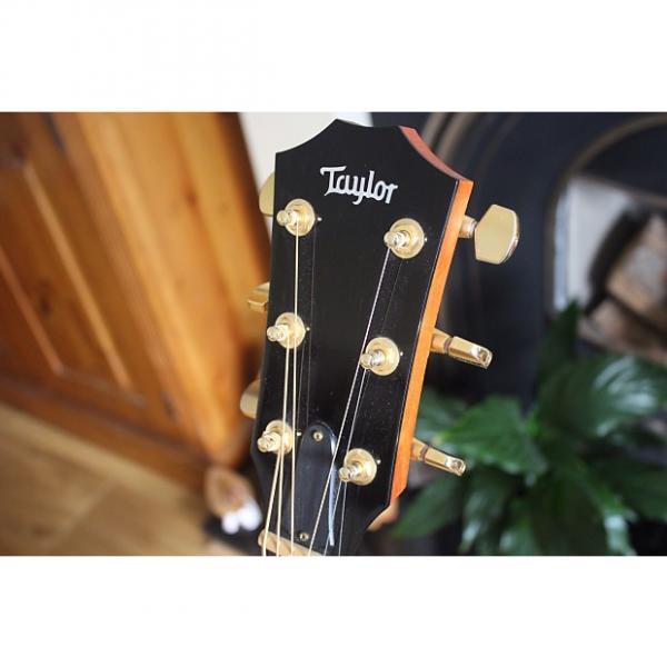 Custom Taylor K16CE Taylor Acoustic Guitar (Spruce/Koa) with ES & Case Ser No 1108160109 #1 image