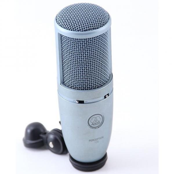 Custom AKG Perception 120 Condenser Cardioid Microphone MC-1885 #1 image