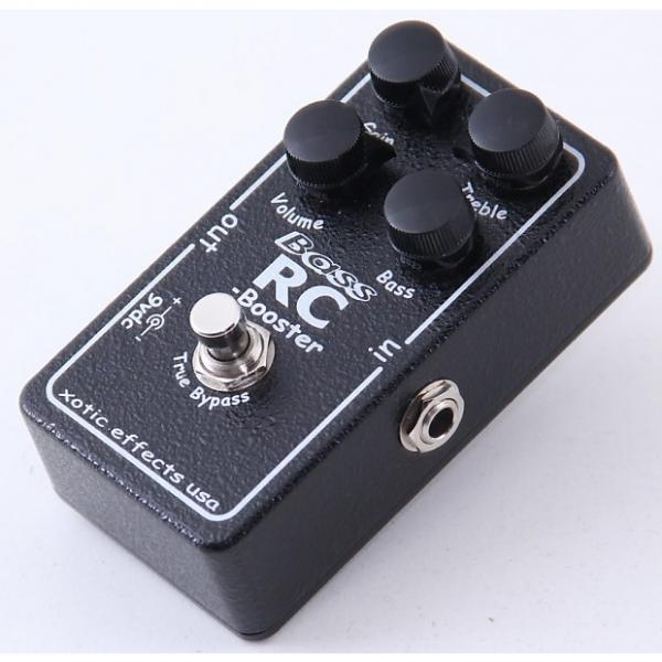 Custom Xotic Bass RC Booster Overdrive Guitar Effects Pedal PD-4012 #1 image