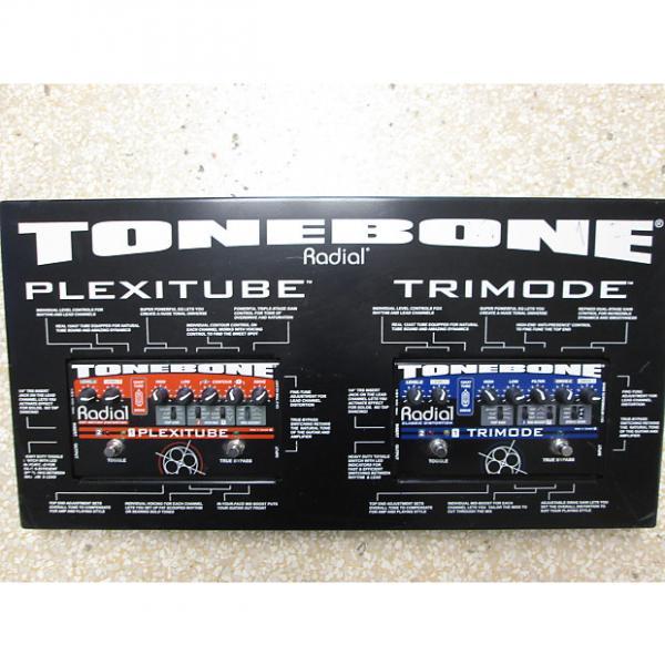Custom Radial Tonebone Plexitube + Tonebone Trimode Dealer Display #1 image