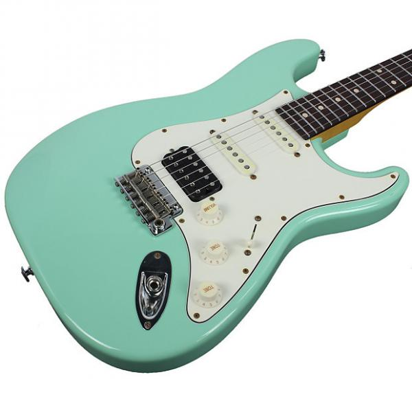 Custom Suhr Classic Antique Guitar - Surf Green, HSS #1 image
