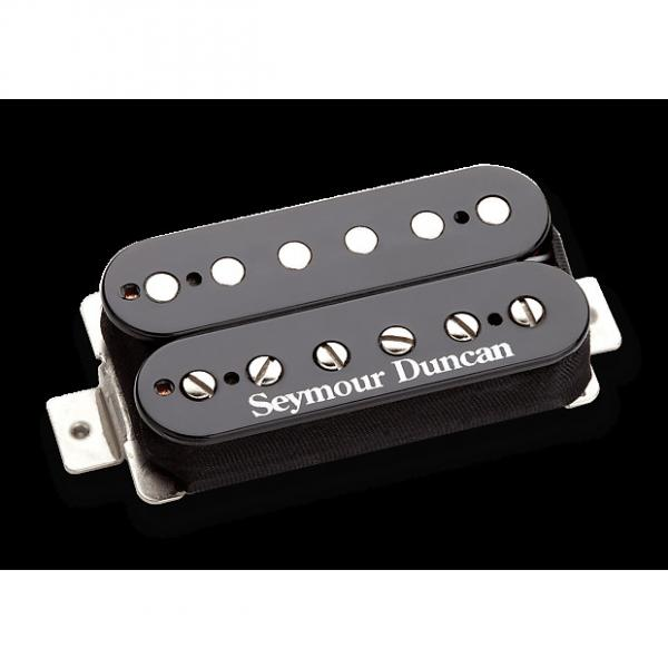 Custom Seymour Duncan SH-5 Duncan Custom Humbucker Black Cover #1 image