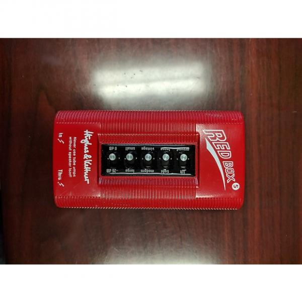 Custom Hughes & Kettner Red Box 5 #1 image