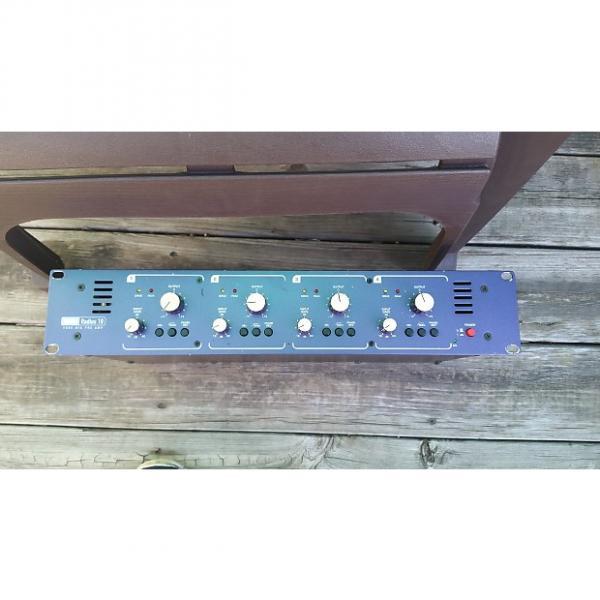 Custom HHB Radius 10 4 channel tube Mic preamp Purple #1 image