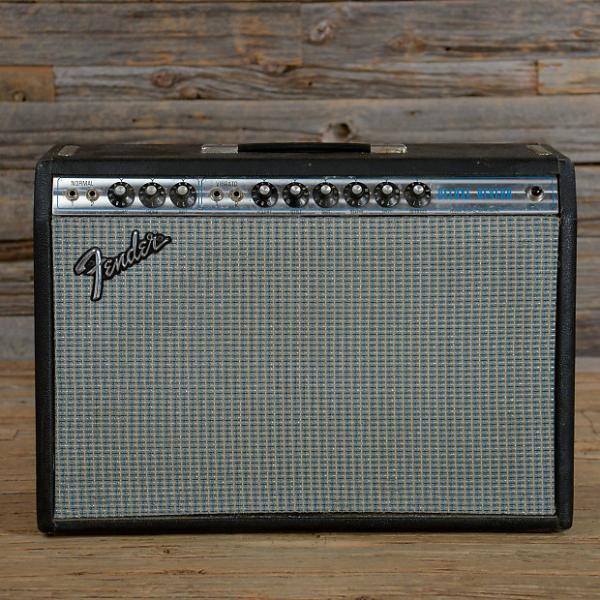 Custom Fender Deluxe Reverb-Amp 1973 #1 image