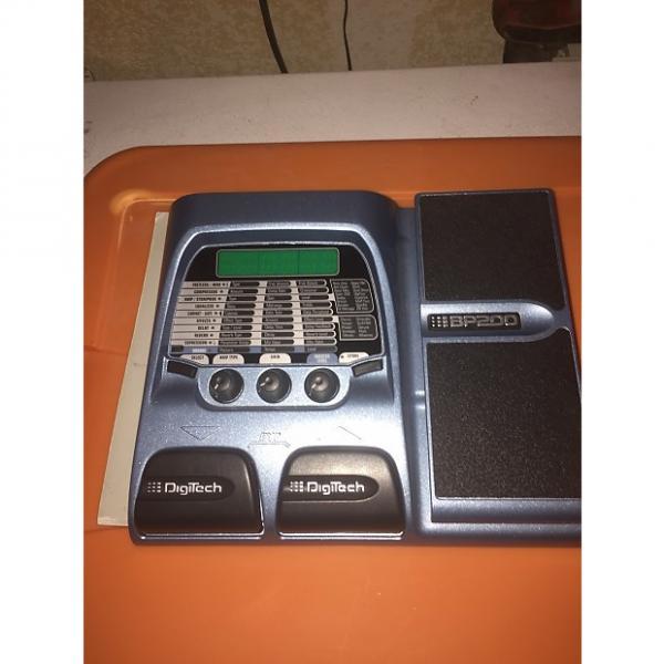 Custom Digitech Bp-200  multi effects bass pedal #1 image