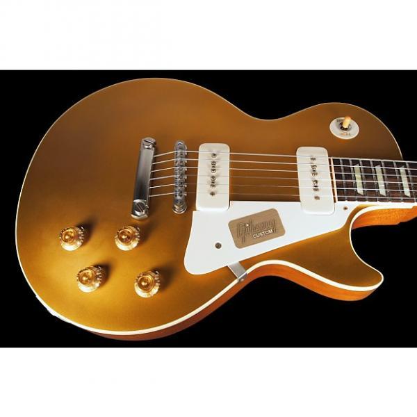 Custom 2016 Gibson Les Paul 1956 Custom Shop 56 Historic R6  VOS ~ Goldtop #1 image