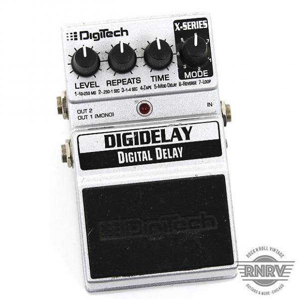 Custom Digitech Digidelay Digital Delay #1 image