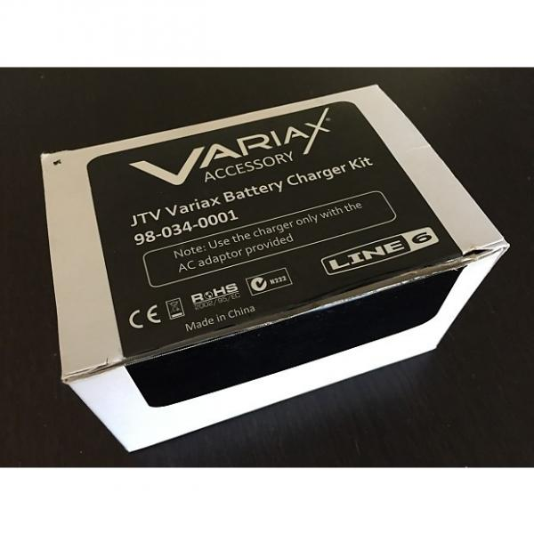 Custom Line 6 Variax Battery Charger Kit #1 image