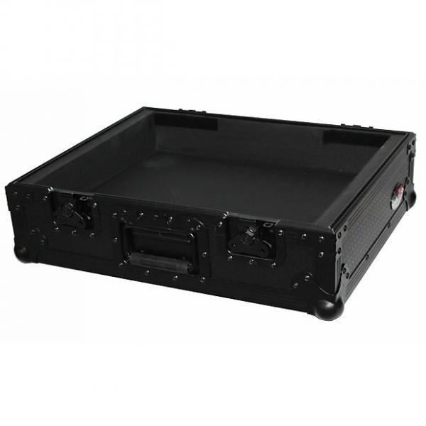 Custom ProX T-TTBL Universal 1200 Style Technics SL1200 Pioneer PLX DJ Turntable Case #1 image