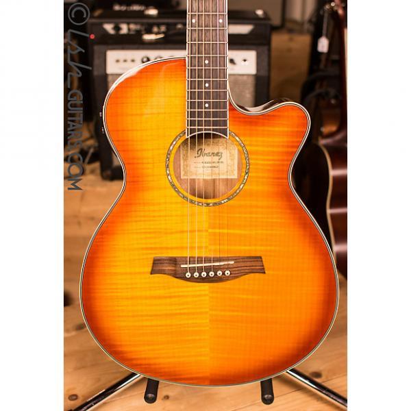 Custom Ibanez Acoustic #1 image