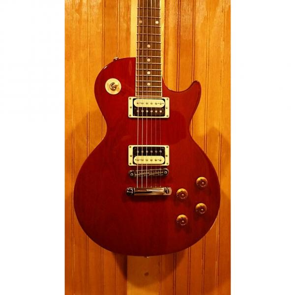 Custom Gibson Les Paul Special Pro 2015 Heritage Cherry w/Grover locking tuners & GForce, Hard Case #1 image