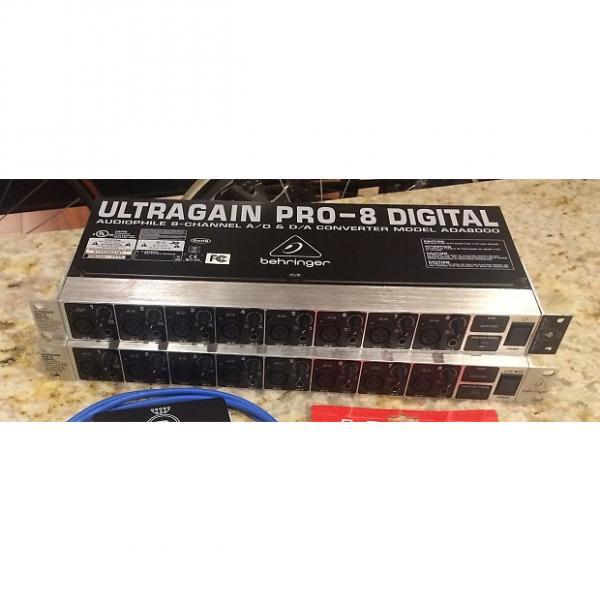 Custom Behringer ADA-8000 interface with Black Lion Audio Premium Modification #1 image