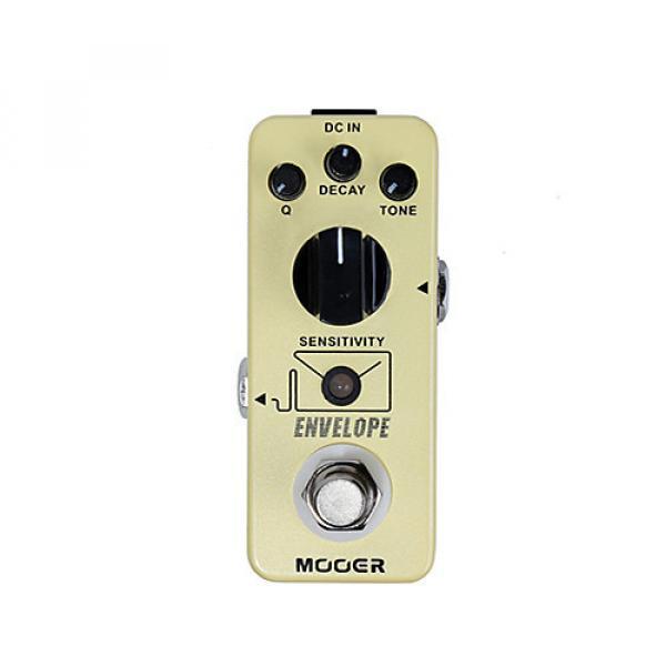 Custom new Mooer Envelope analog auto wah guitar effect pedal #1 image