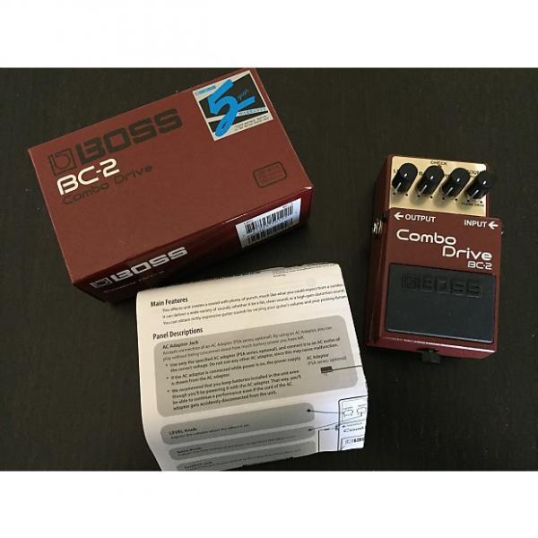 Custom Boss BC-2 Combo Drive #1 image