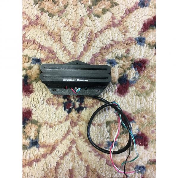 Custom Seymour Duncan STHR-1b Hot Rails Lead for Tele #1 image