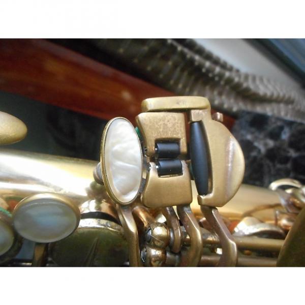 Custom Selmer Mark VI 1972 Gold #1 image